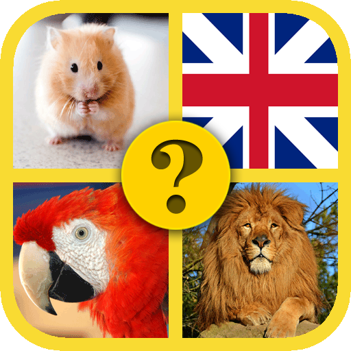 1 Pic 1 Word : Animals Quiz