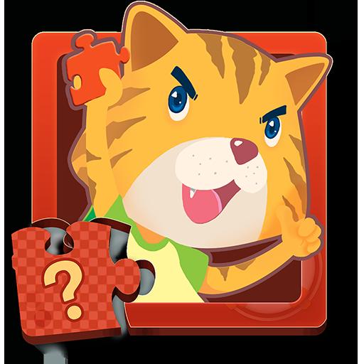 解谜のジグソーパズル LOGO-HotApp4Game