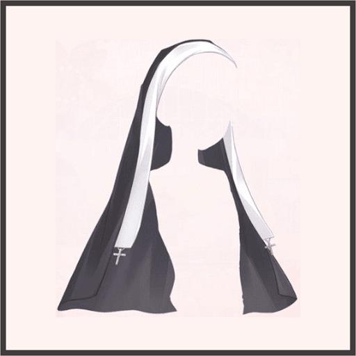 SR-修道女のベール