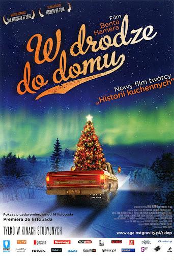 Przód ulotki filmu 'W Drodze Do Domu'