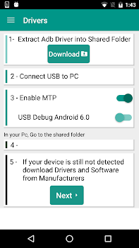 USB Drivers all phones