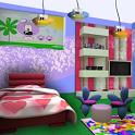 Realistic Room Design icon