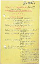 Photo: Paskaita Varniuose 1937 02 14