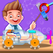 High School Experiment Lab: Cool Science Tricks