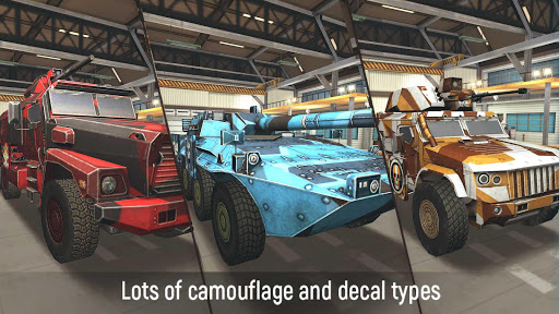 Metal Force: PvP Car Shooter  screenshots 3