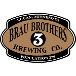 Logo of Brau Brothers Moo Joos With Blueberries