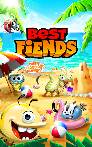 Best Fiends - Puzzle Adventure screenshot 18