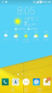 G4 Weather Icons for Chronus v1.1