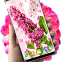 Spring Live Wallpaper Free 🌞 HD Fancy Themes icon