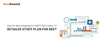 How to Prepare for NEET From Class 11 - Detailed Study Plan For NEET