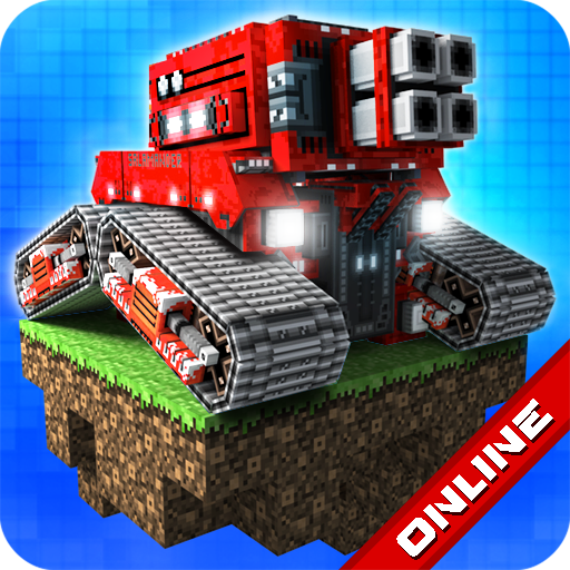 Blocky Cars - Online Shooting Game (game)