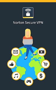 Norton Secure VPN – Security & Privacy VPN Screenshot