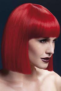 Peruk, Lola röd