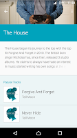 Screenshot of TrackID™ - Music Recognition