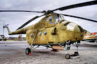 Photo: Śmigłowiec Mi-4