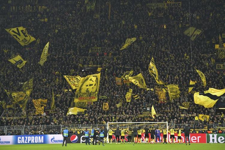 Le geste fort de Dortmund pour lutter contre le coronavirus !