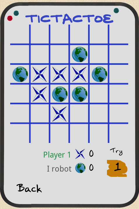 Funny Tic Tac Toe- screenshot