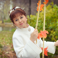 Wedding photographer Dmitriy Emelyanov (EmelyanovEKB). Photo of 27.11.2014