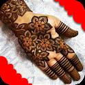 Mehndi designs(offline) icon