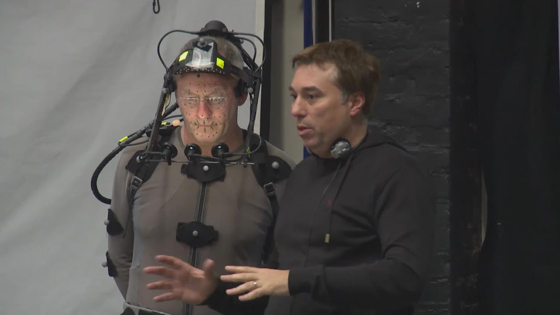 Star Citizen - Tryb Squadron 42 - Liam Cunningham i Chris Roberts w studio motion capture
