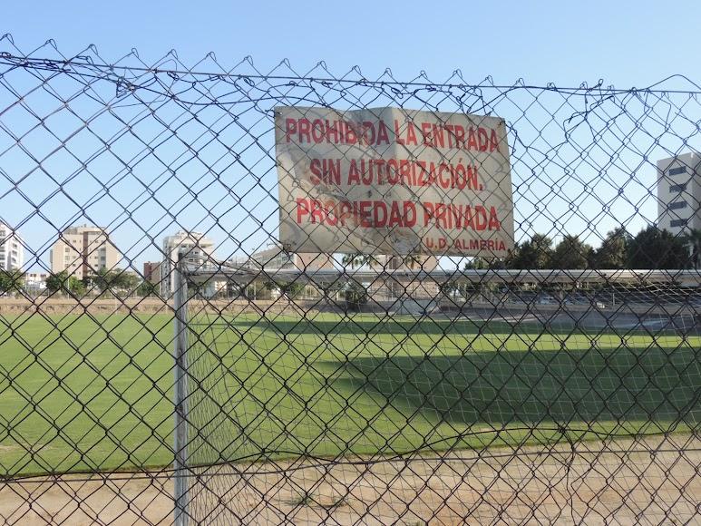 Campo de la Vega de Acá, a día de hoy.