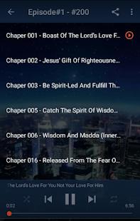 Joseph Prince - audio and podcast for PC-Windows 7,8,10 and Mac apk screenshot 5