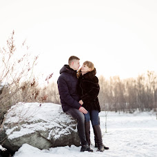 Wedding photographer Darya Zvyaginceva (NuDa). Photo of 15.01.2017