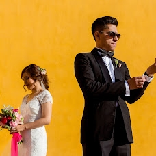 Bröllopsfotograf Uriel Coronado (urielcoronado). Foto av 20.09.2016