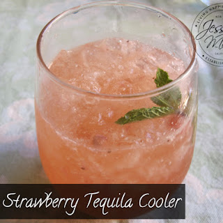 Tequila Drinks With Strawberries Recipes.