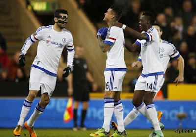 Chelsea prête à nouveau Kenedy