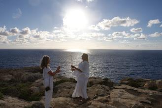 Photo: Dr.Margot Hamm & Ingrid Inaara
