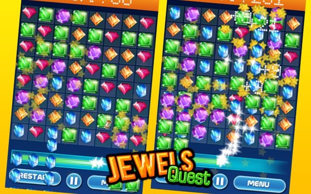 Jewels Quest Match 3