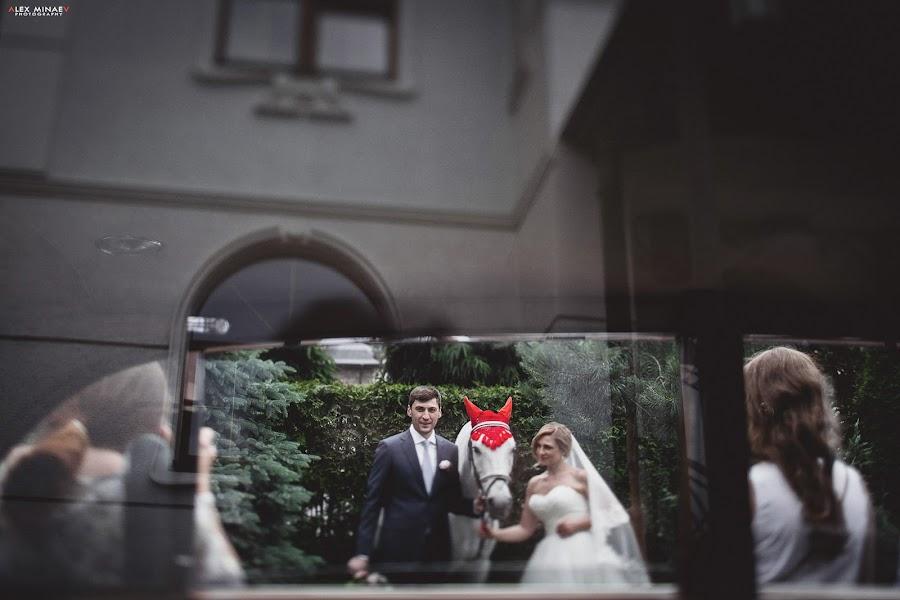 Photographe de mariage Aleksey Minaev (Alexir). Photo du 31.08.2014