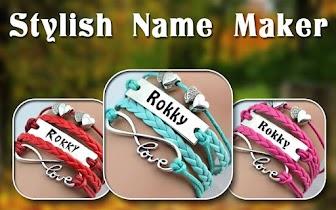 Stylish Name Maker:Name on Pic - screenshot thumbnail 02