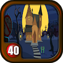 Giant Dracula Rescue - Escape Games Mobi 40 icon