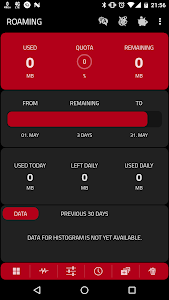 Data counter and speed meter v2.00.4