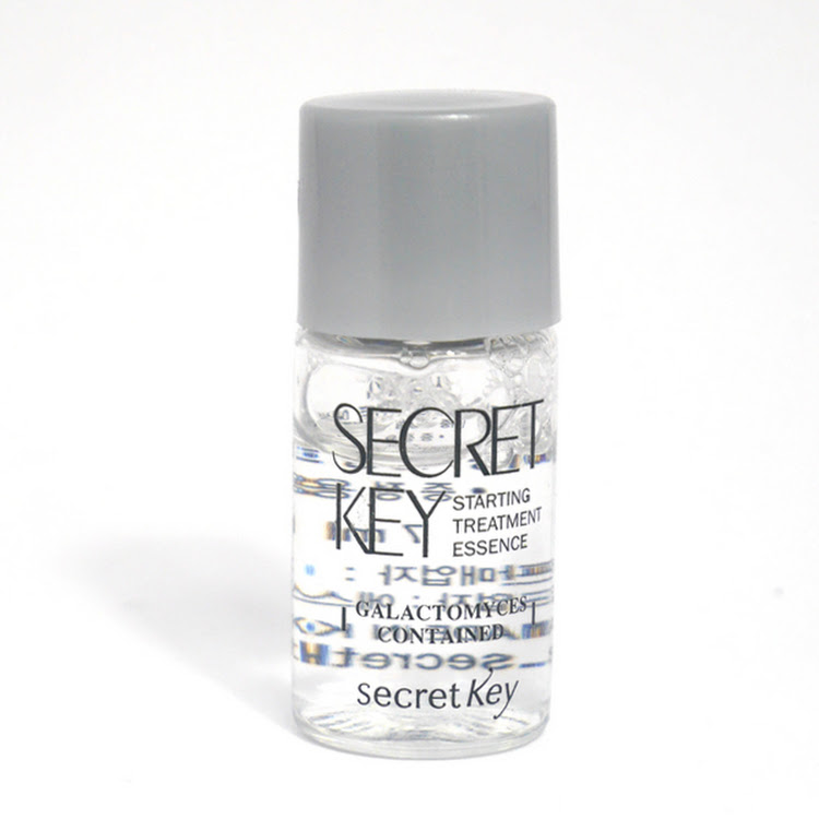 Secret Key Starting Treatment Essence 7ml Trial Pack Compare SK ii Pitera by Supermodels Secrets