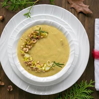 Hazelnut Cream Soup Recipes