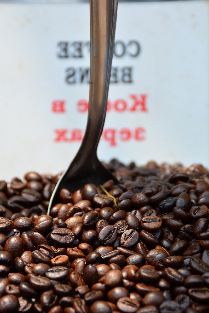 un caffè all'istante di alegio89