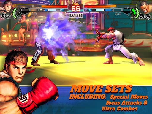 Street Fighter IV Champion Edition 1.00.03 screenshots 10