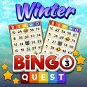 Bingo Quest Winter Wonderland Garden icon
