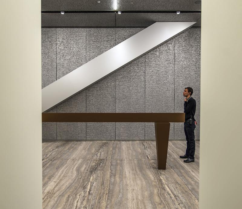Geometrical history - Fondazione Prada - Milano di G.hostbuster