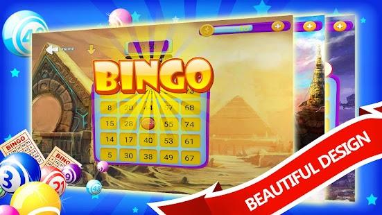 Bingo Game Free - náhled
