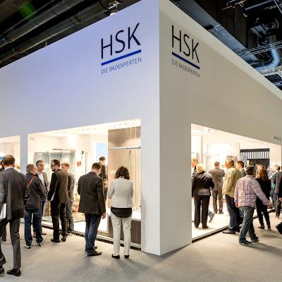HSK präsentierte sich auf der Rehacare in Düsseldorf