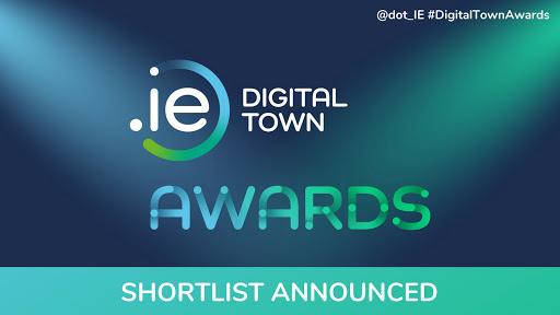 Digital Town Awards 2021 Shortlist for €100,000 Prize
