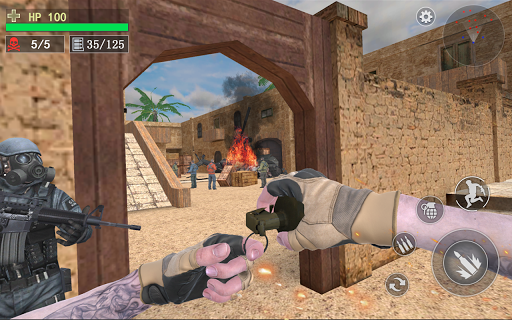 Counter Terrorist--Top Shooter 3D screenshot 10