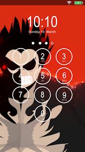 Anime Lock Screen HD 2017 - náhled