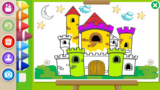 Coloring Book - Kids Paint screenshot 7