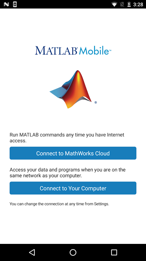 ‪MATLAB Mobile‬‏- لقطة شاشة