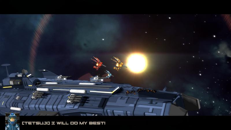 Quantum Revenge - Mecha Robot Space Shooter Screenshot 11